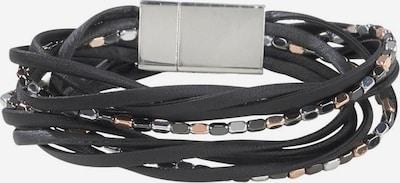 J. Jayz Armband in schwarz, Produktansicht