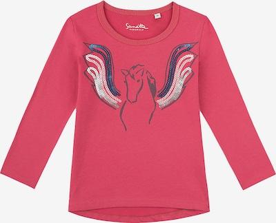SANETTA Shirt in mischfarben / rosa, Produktansicht