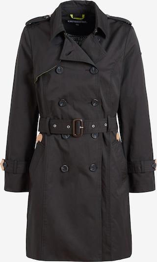 khujo Tussenmantel 'Amele' in de kleur Zwart, Productweergave