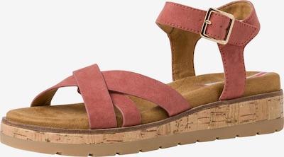 s.Oliver Sandale in rosa, Produktansicht