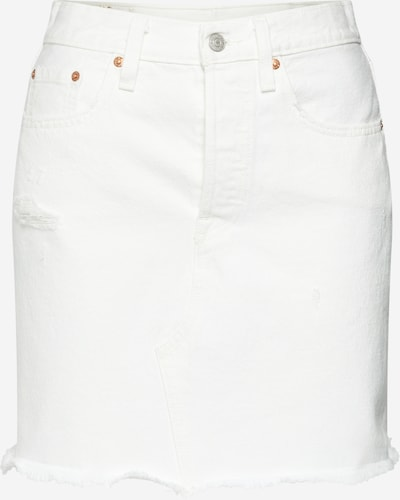 LEVI'S Skirt in white, Item view