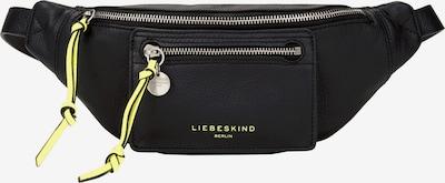 Liebeskind Berlin Ledvinka 'FIBeltBag Rossi' - černá, Produkt