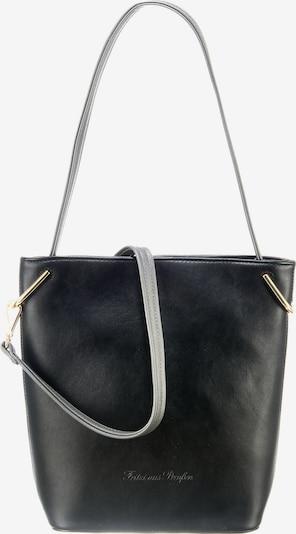 Fritzi aus Preußen Tasche 'Edisa Vacche' in schwarz, Produktansicht