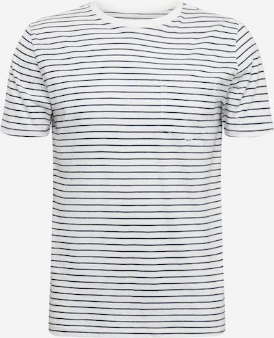 GAP Majica | črna / bela barva, Prikaz izdelka