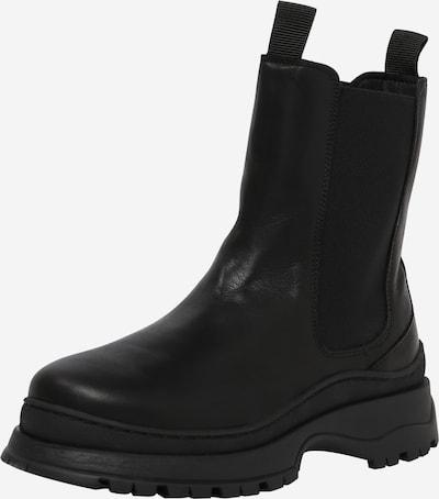 SELECTED FEMME Chelsea Boots en noir, Vue avec produit
