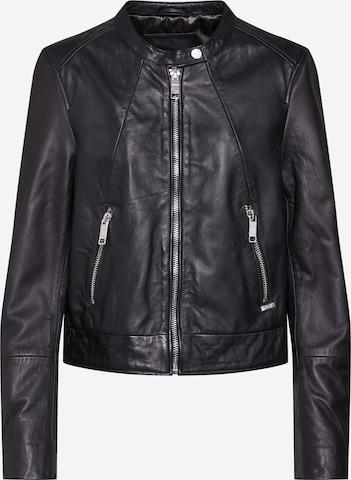 MazePrijelazna jakna 'Grenada' - crna boja