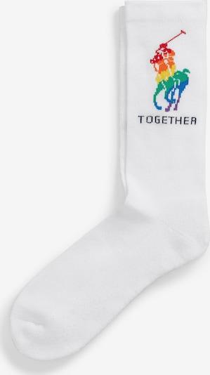 POLO RALPH LAUREN Skarpety w kolorze białym, Podgląd produktu