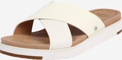UGG Pantolette 'KARI' in weiß, Produktansicht