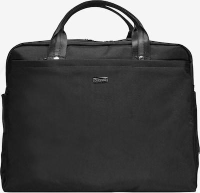 bugatti Aktentasche 'Contratempo' in schwarz, Produktansicht