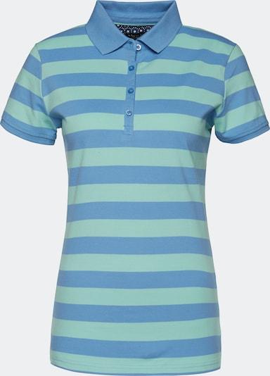 Marie Lund Poloshirt ' ' in blau / türkis, Produktansicht