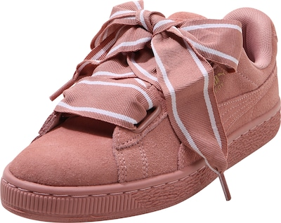 PUMA Baskets basses 'Heart Satin II'