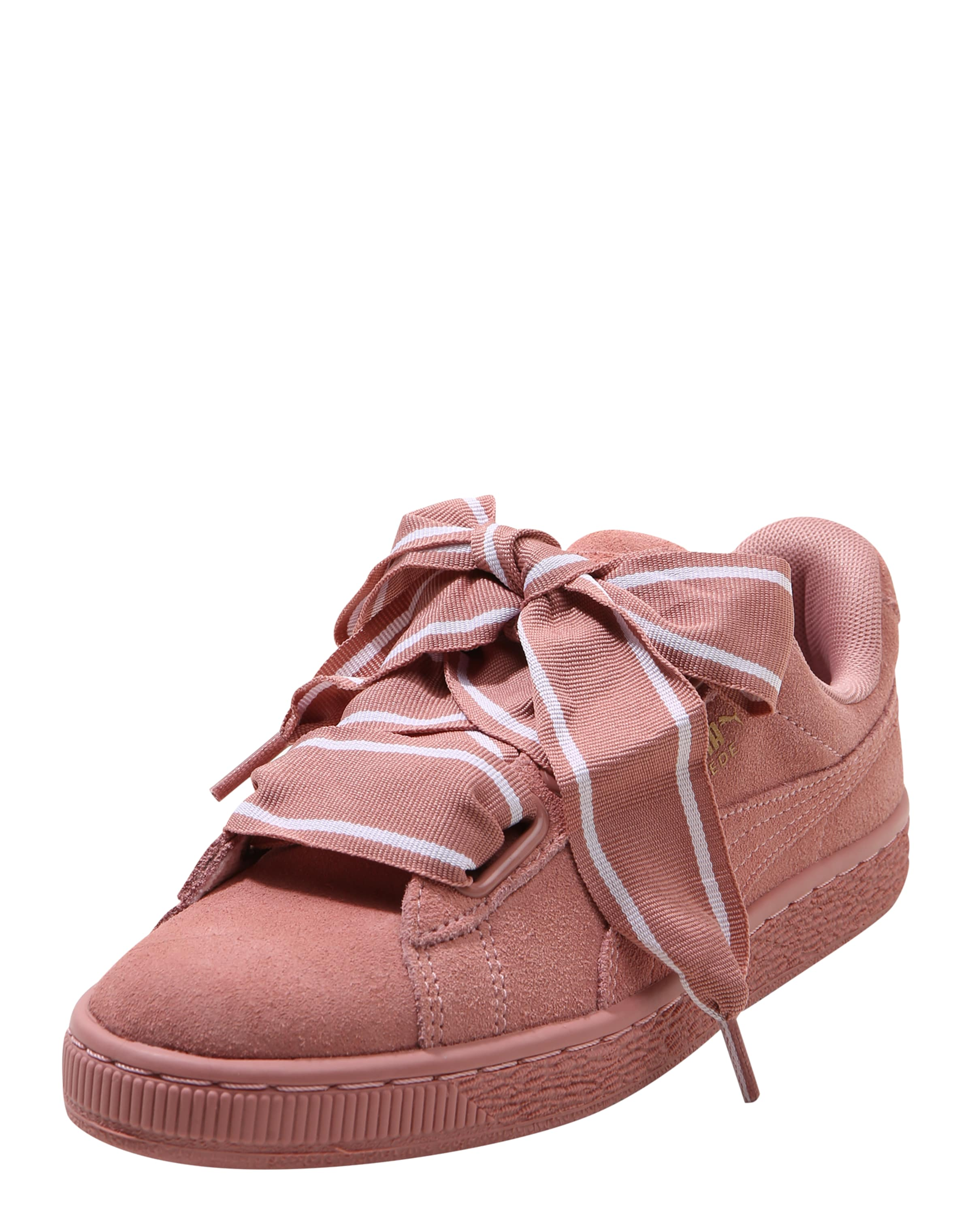 PUMA Sneaker Low 'Heart Satin II' Freies Verschiffen Online uBB7h