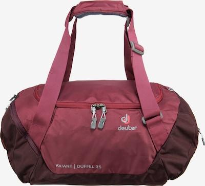 DEUTER Tasche 'Aviant' in pitaya / burgunder, Produktansicht