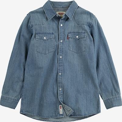LEVI'S Overhemd 'Barstow Western Shirt' in de kleur Grijs, Productweergave