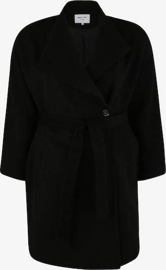 ABOUT YOU Curvy Tussenmantel 'Charis Coat' in de kleur Zwart, Productweergave