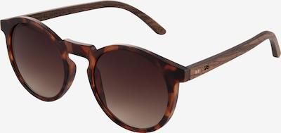 TAKE A SHOT Solbriller 'Mandala Collection' i brun, Produktvisning