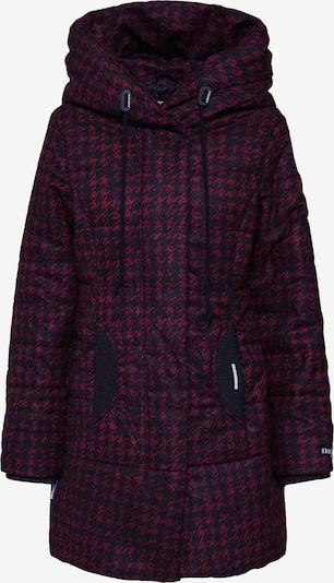 khujo Wintermantel 'SHERMA (H)' in de kleur Rood / Zwart, Productweergave