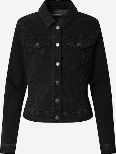 JDY Jacke in black denim, Produktansicht