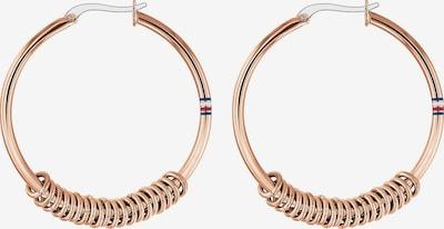 TOMMY HILFIGER Kolczyki w kolorze różowe złotom, Podgląd produktu