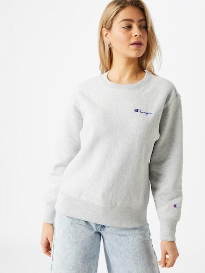 Champion Reverse Weave Sweatshirt in grau: Frontalansicht