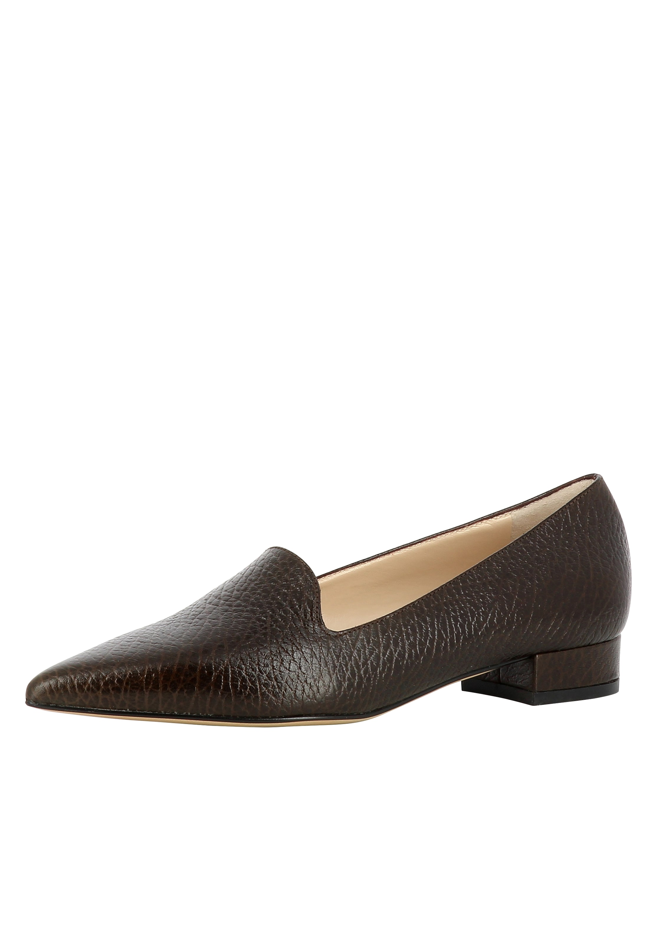 In Damen Slipper Franca Evita Braun WEH29DI