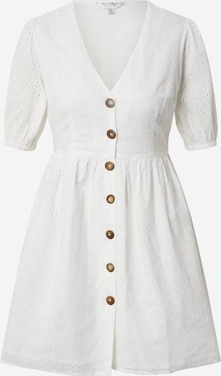 Miss Selfridge Obleka 'BRODERIE' | bela barva, Prikaz izdelka