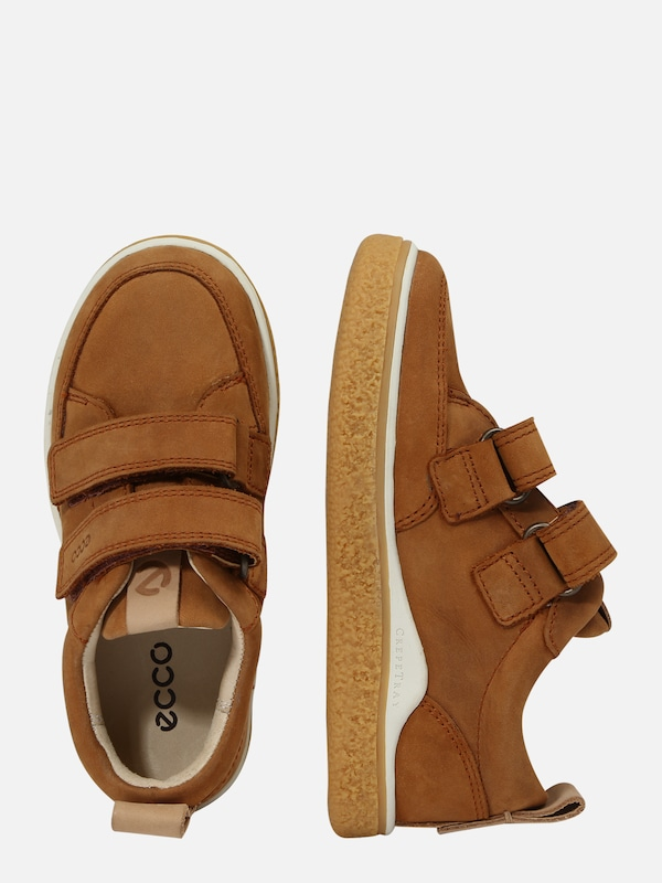 ECCO Halbschuhe 'Crepetray Boys Amber' in braun   ABOUT YOU