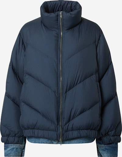 JNBY Winterjas in de kleur Blauw denim / Donkerblauw, Productweergave