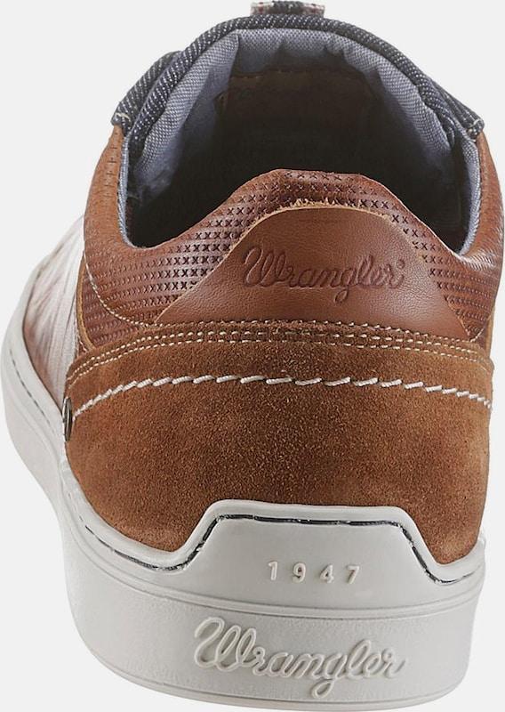 Wrangler Sneaker Owen Derby