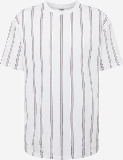 Urban Classics T-shirt i mörkblå / grön / röd / vit, Produktvy