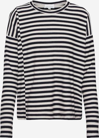 ARMEDANGELS Shirt  'PALINAA' in sand / schwarz, Produktansicht