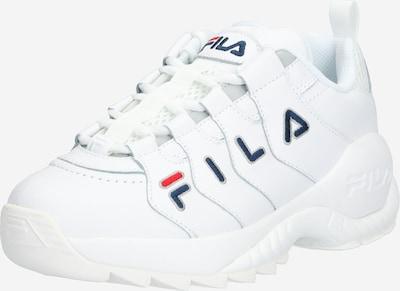 FILA Sneaker 'Countdown low wmn' in weiß: Frontalansicht