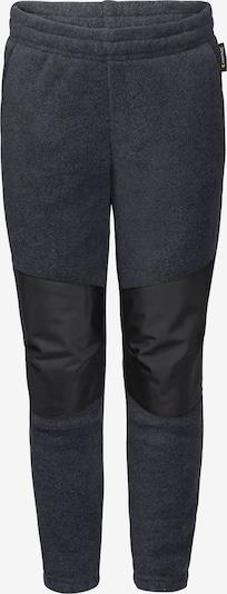 JACK WOLFSKIN Jogginghose 'Okami' in blaumeliert, Produktansicht