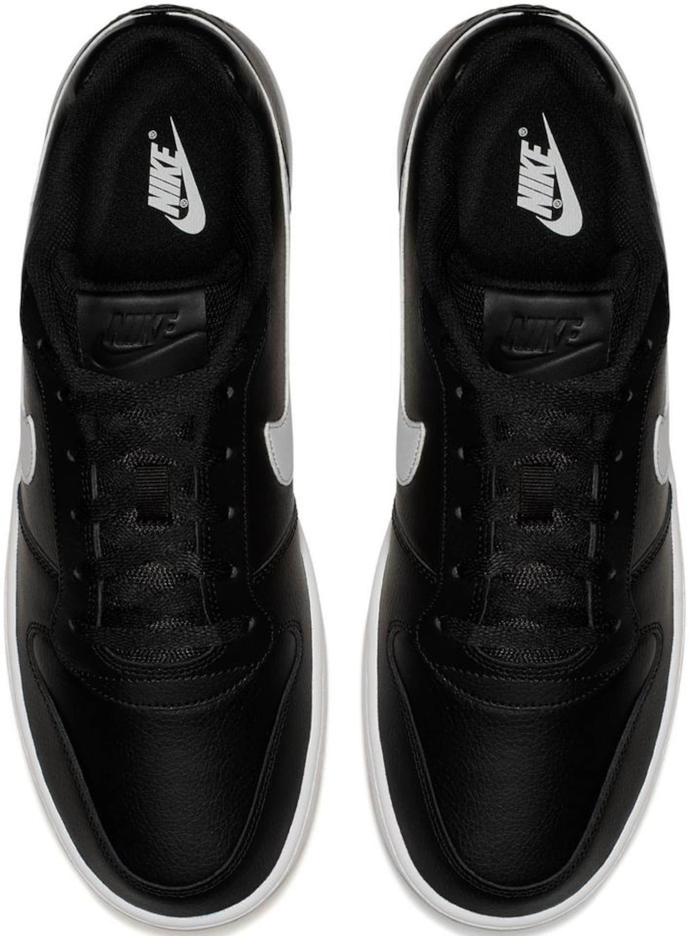 In SchwarzWeiß Sportswear Sneakers 'ebernon' Nike SzqVGpUM