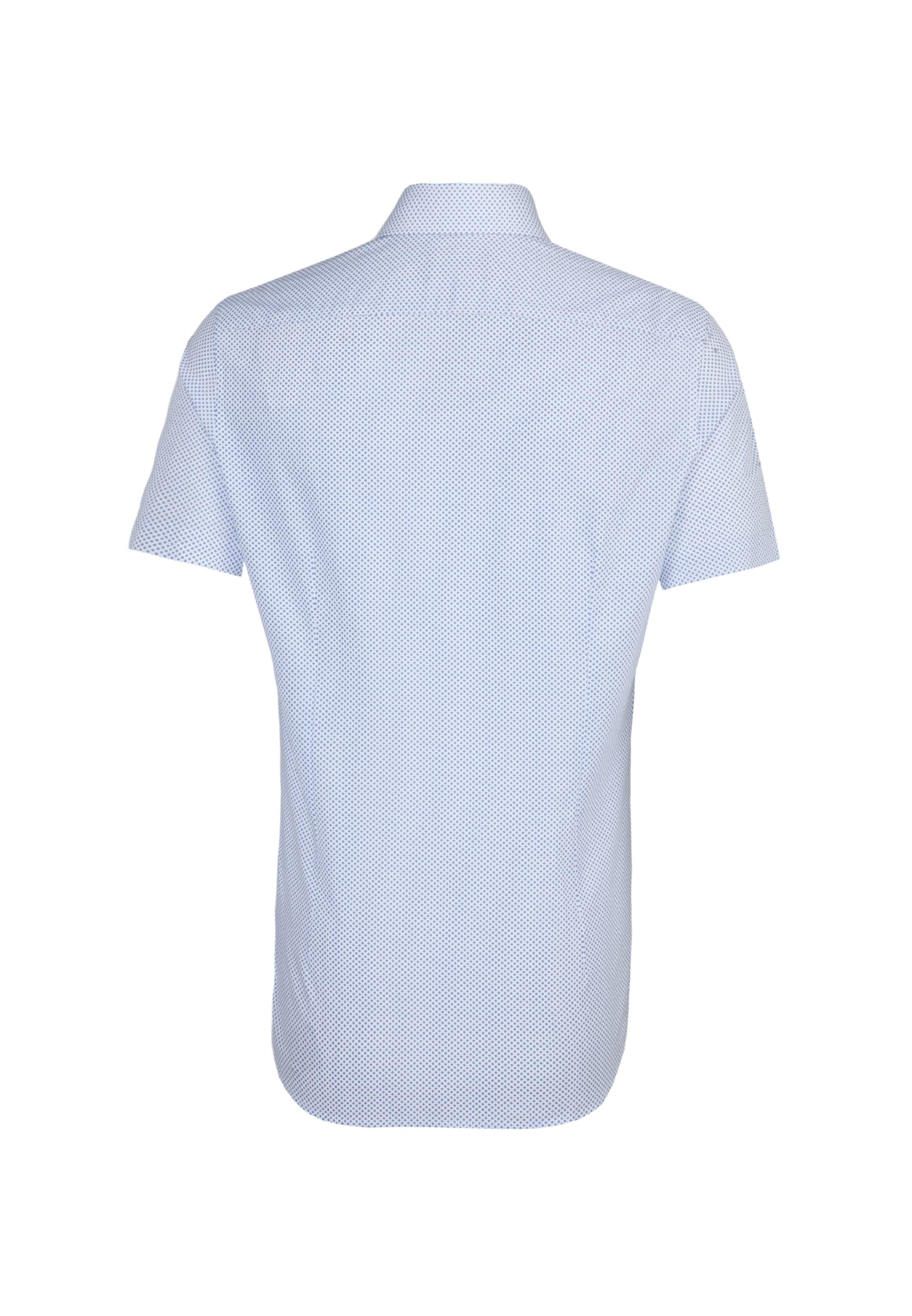 Seidensticker Seidensticker Hemd Hemd HellblauWeiß In HellblauWeiß In UpqSzMV