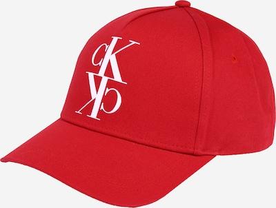 Calvin Klein Jeans Kšiltovka - červená / bílá, Produkt