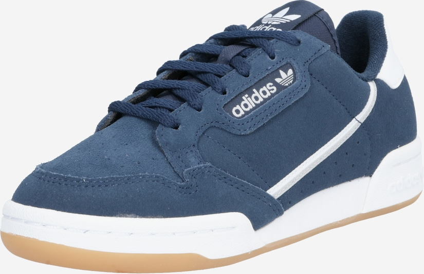 ADIDAS ORIGINALS Schuhe 'CONTINENTAL 80 J' in navy, Produktansicht
