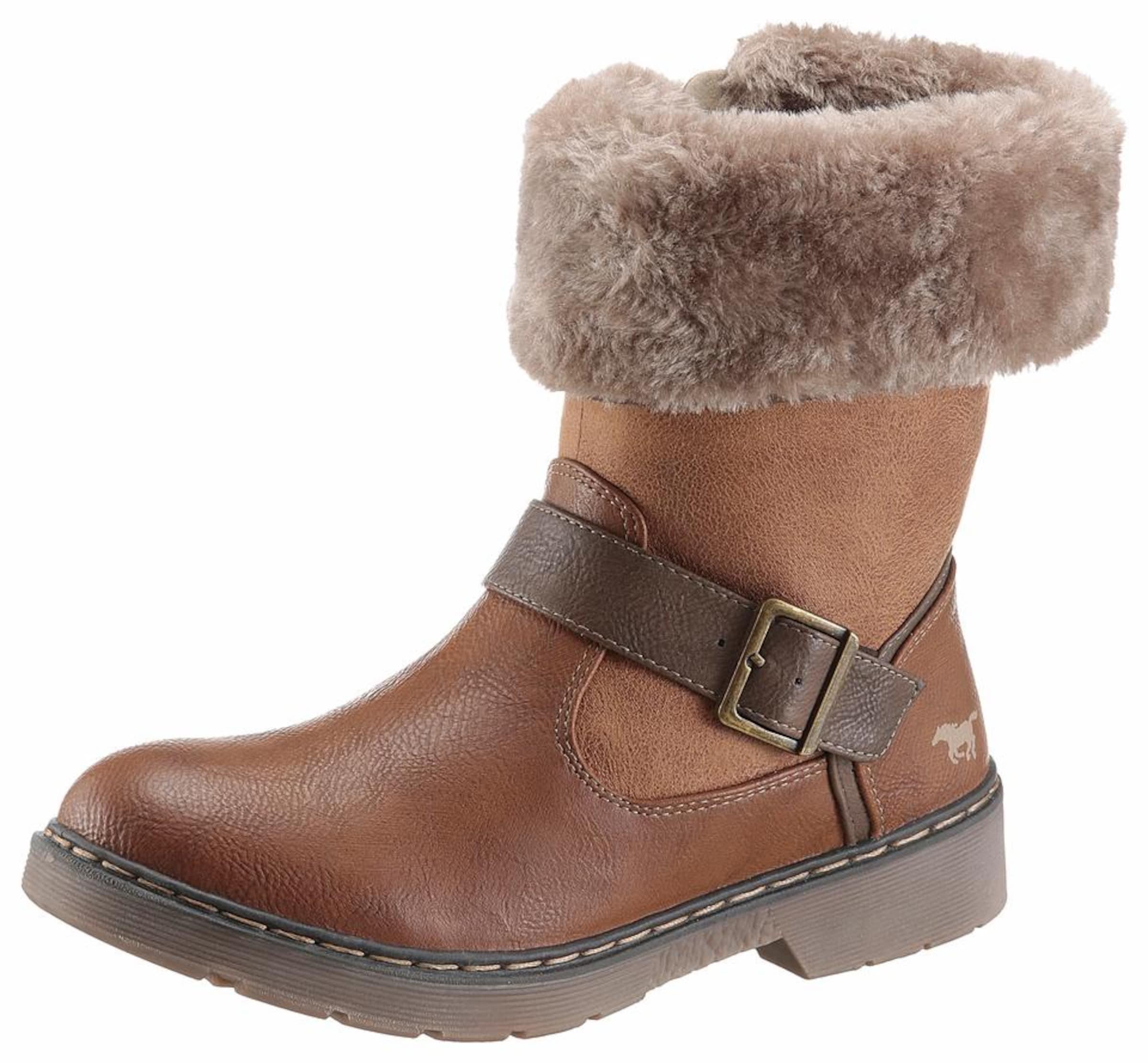 MUSTANG Shoes Winterstiefelette Spielraum Shop Günstig Online l74K4i2bzz