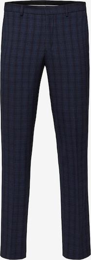 SELECTED HOMME Karierte Anzughose in nachtblau, Produktansicht
