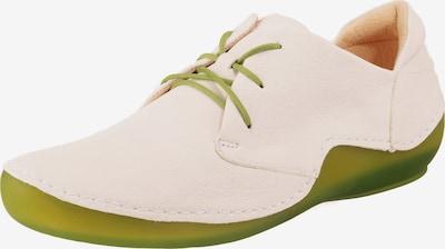 THINK! Kapsl Schnürschuhe in grün / rosa, Produktansicht