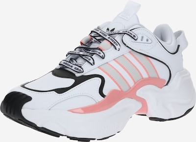 ADIDAS ORIGINALS Sneaker in grau / pink / weiß, Produktansicht