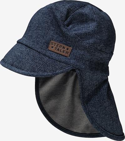 STERNTALER Schirmmütze in nachtblau, Produktansicht