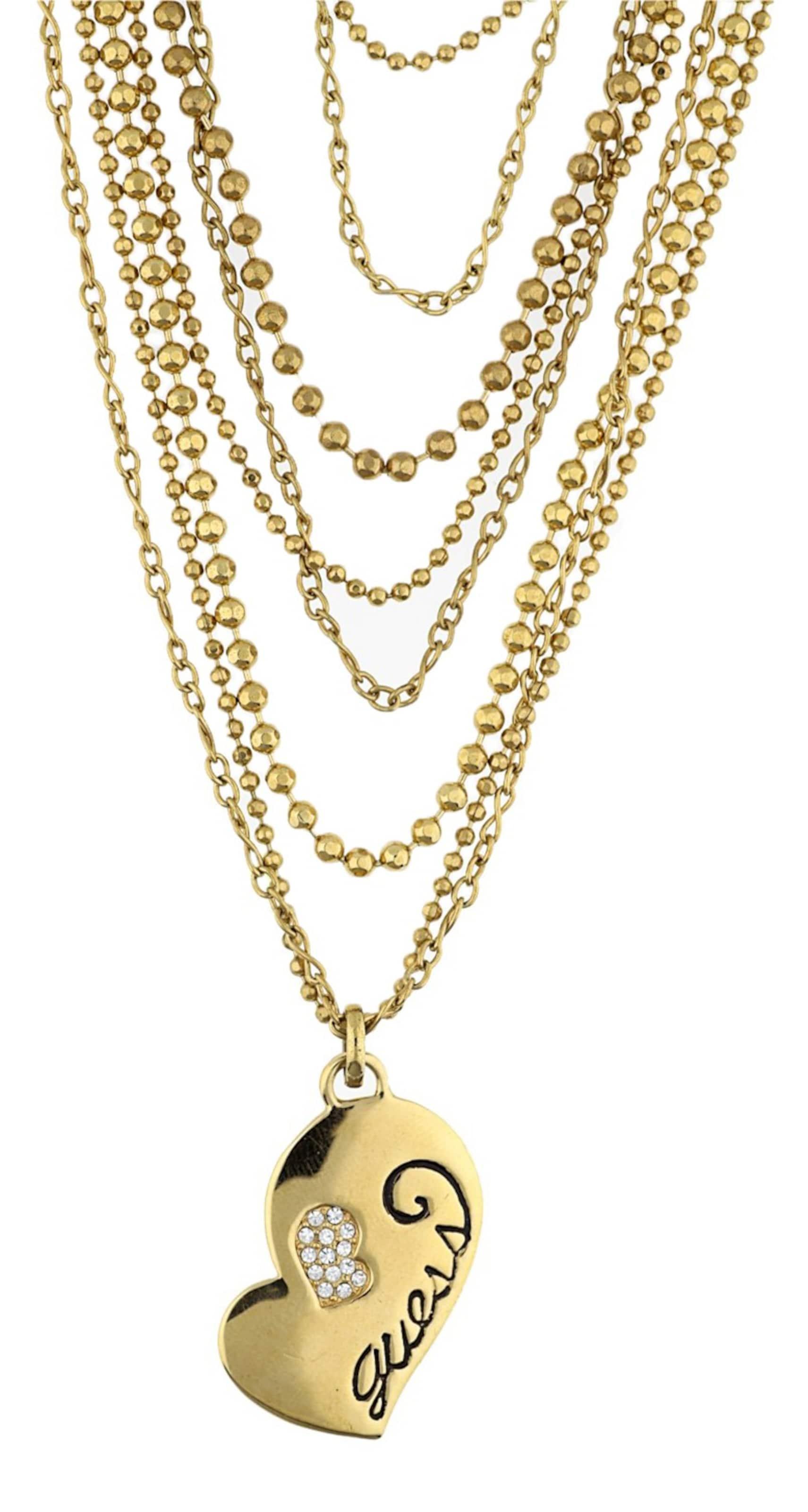 GUESS Halskette aus Metall UBN80914 Sammlungen Online Freies Verschiffen Ausgezeichnet Auslass Amazon Mit Paypal Online Bester Großhandel Zu Verkaufen oZCtOVhR