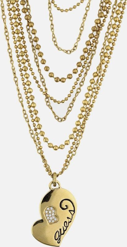 GUESS Halskette aus Metall UBN80914