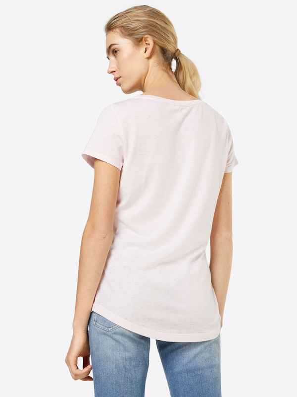 s.Oliver Denim T-Shirt mit Print