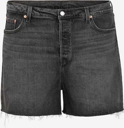 Levi's® Plus Shorts 'PL501 ORIGINAL SHORT' in grey denim, Produktansicht