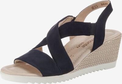 REMONTE Sandaletten in navy, Produktansicht