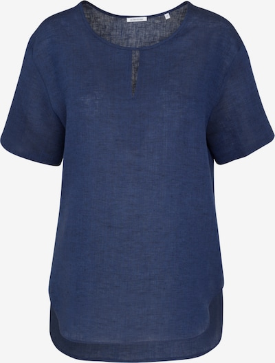 SEIDENSTICKER Bluse in blau, Produktansicht