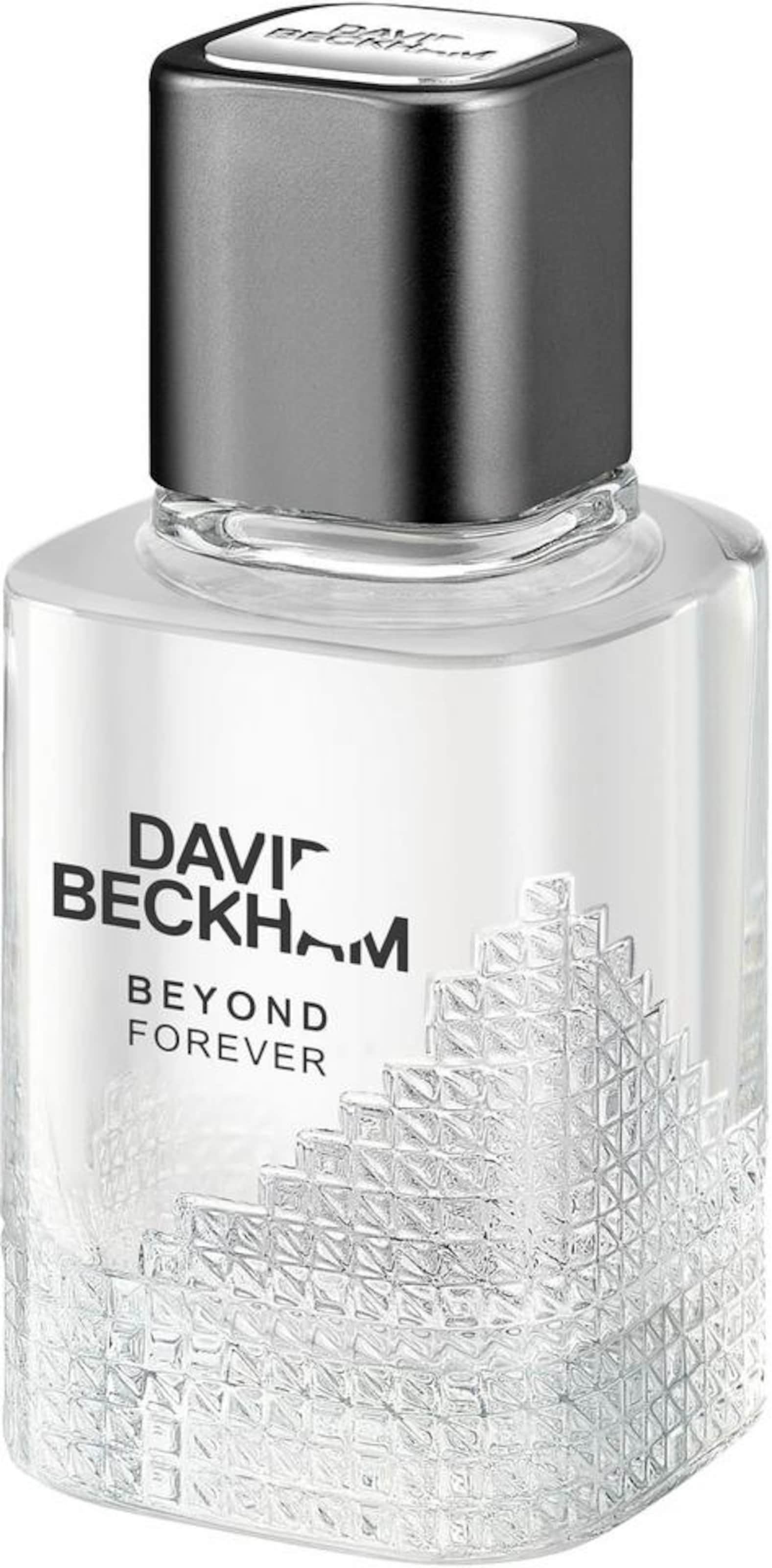 'beyond Toilette Beckham Forever' SchwarzSilber David Eau De In f6Ybg7yv