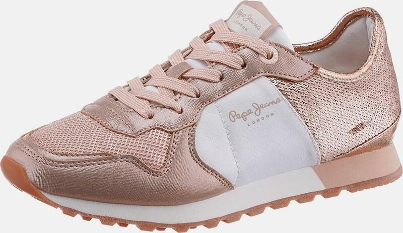 Pepe Jeans Sneaker Verona mit Pailletten